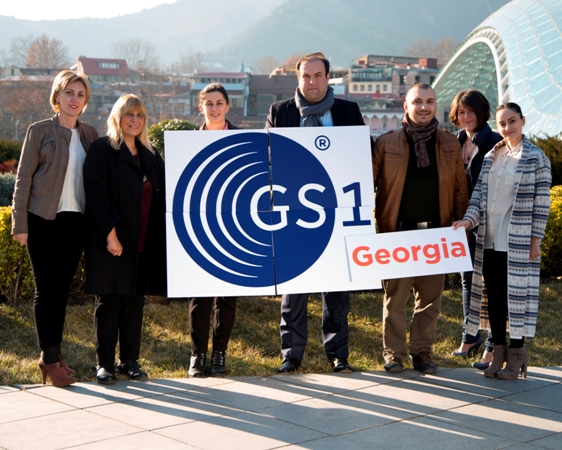 "MyGPS LLC is a Member of ""GS1 Georgia"""